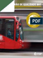 ITDP Brasil Padrão de Qualidade BRT 2014 Em PT Versão WEB