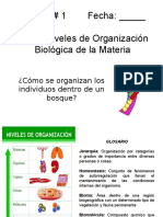 TUTORÍA 1 BIOLOGIA TERCERO BGU