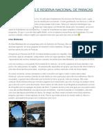 Islas Ballestas e Reserva Nacional de Paracas