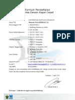 formulir & bukti transfer pendaftaran tim 1.docx