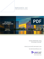 OTC Markets Listing Requirements