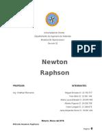 Trabajo Newton Raphson (1)