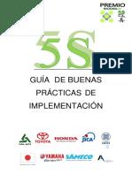 Guía de Buenas Practicas de Implementación 5S