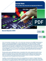 SBA Supplemental Financial Data 2016 - Q2-FINAL