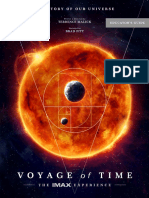 Voyage of Time - Educator's Guide