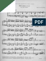 Piano Maestro Gaó - Mimoso