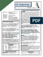 newsletter sep 27 - oct 4  1