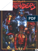 Street Fighter - Contenders