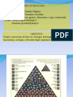 1 Tassonomia e Filogenesi