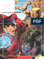 Street Fighter - Players Guide