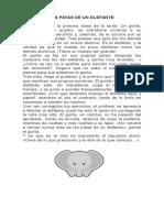 Las Patas de Un Elefante