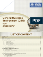 Gbe - Pt. Air Media