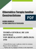 Cibernética Terapia familiar Constructivismo.pptx