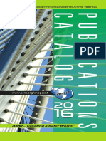 ASNT Catalog