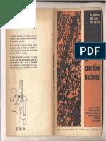 Borojov, Ber y Otros - La Cuestión Nacional, Ed. Mordejai Anilevich, 1968