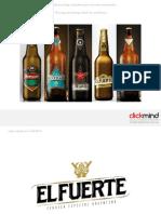 Presentacion Branding Cervezas 2015