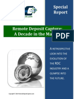 Remote Deposit Capture - 2014_special_report