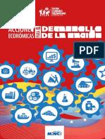 Acciones Económicas Para El Desarrollo de La Nación