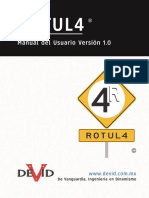 Manual Del Usuario Rotul4 V1.3