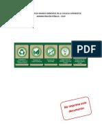 1.Plan de Manejo Ambiental