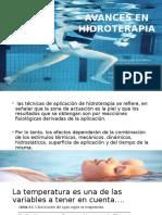 avances-hidroterapia