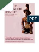 Uygurlar Ve Uygur Kimliği Dolkun Kamberi Kitap