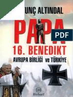 Aytunç Altındal - Papa 16. Benedikt
