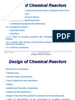 iv-6 - design of chemical reactors