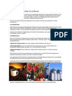 Comercio de Guatemala Con El Mundo