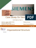 Siemens Team5