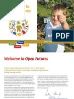 Open Futures Brochure