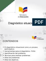 1. Diagnóstico Situacional Para Identificar Conflictos Institucionales