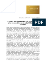 newsletter español 2