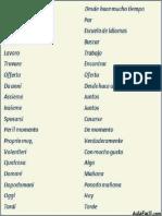 Expresiones en Italiano