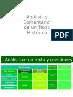 AnalisisyComentarioTextoHistorico