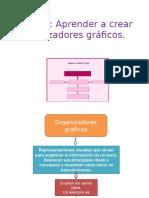 Como Hacer Un Organizador Grafico