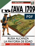 Ejercitos y Batallas 69 - Poltava 1709