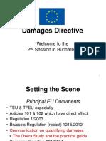 SP Adam Scott the Damages Directive