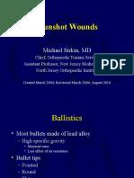 G13 Gunshot Wounds Sirkin