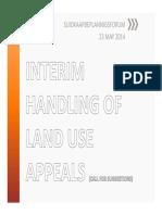 Invalidity of S44 Appeal Procedures 19-05-2014