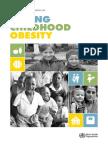 ECHO Report Child Obesity 2016
