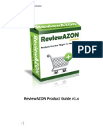 ReviewAZON Manual