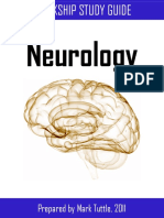 Neurology Clerkship Study Guide