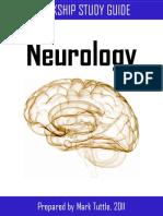 Neurology Clerkship Study Guide