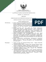 Peraturan Daerah Nomor 12 Tahun 2014 Tentang Pencegahan Hiv Dan Aids