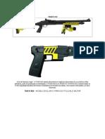 Outros Modelos Pistola Taser