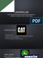 Caterpillar Evaluation