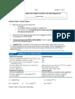 Https Scholar.vt.Edu Access Content Group 4ba54fe1-52f9-4f43-8622-08b7214687a4 Exam Keys Test 2 Form a Solutions 2014