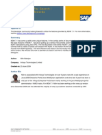SAP NetWeaver MDM 7.1