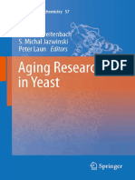 Michael Breitenbach, Peter Laun, S. Michal Jazwinski auth., Michael Breitenbach, S. Michal Jazwinski, Peter Laun eds. Aging Research in Yeast.pdf